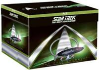 Star Trek - The Prossimo Generazione Stagioni 1 A 7 Collezione Completa Blu-Ray