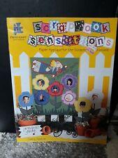 🌟 Provo Craft Scrapbook Sensations Craft Book Of Paper Applique' Patterns (c4)