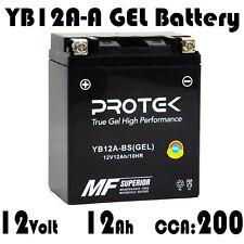 12N12A-4A-1 YB12A-A YB12A-B YB12C-A Motorcycle 12V Sealed AGM GEL Battery 12Ah