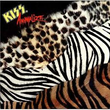 KISS - ANIMALIZE - REISSUE LP VINYL NEW SEALED 2014 180 GRAM