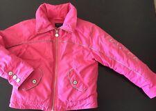 Nautica Winter Jacket Inner Fleece  M (6-7) Hot Pink