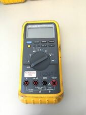 FLUKE 87 Series Multimeter W/ CASE, WORKING CONDITION