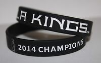 12 Los Angeles LA KINGS STANLEY CUP 2014 Champions Bracelet NHL Hockey PARTY