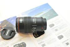 Canon EF 100mm f/2.8L Macro IS USM For 5D Mark IV III 80D 70 1DX