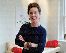 Kate Spade signed Fashion Designer photo 8X10 picture poster autograph RP 2