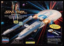 STAR TREK  USS EXCELSIOR NCC-2000 SEALED 1995 PLAYMATES