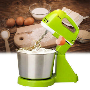 100W 7Speed Electric Stand Mixer Baking Machine Dough Bread Cake Mixing Blenders