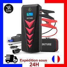 Booster Batterie 2000A 22000mAh Portable Jump Starter Demarrage de Voiture