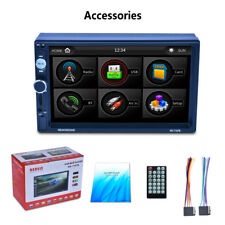 Newest 7 inch TFT Screen 2DIN Bluetooth Car Dash Kit MP5 Player Audio Radio