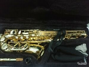Sassofono contralto j.michael CON CUSTODIA SPEDITO GRATIS