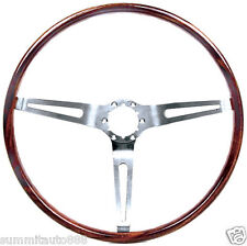 1967 ~ 1969 Chevelle 16 inch Steering Wheel Walnut Simulated CVSW6768-1