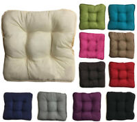 Chair Cushion Seat Pads With Ties On Office Home Outdoor Dinning Room Garden New