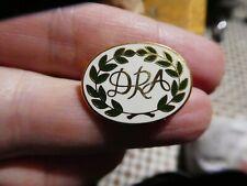 More details for  authentic vintage dra enamel pin badge rare, frattorini