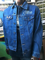ERIC CLAPTON 2019 DENIM TRUCKER'S JACKET