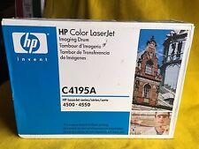 HP C4195A Color Imaging Drum Toner Cartridge for LaserJet 4500 4550