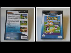 Mein erster Rayman (PC/Mac, 2003, DVD-Box)     Neuware     New