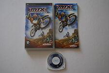 MTX MOTOTRAX pour PSP