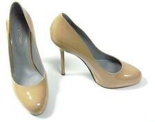 ce603ca6eb Sergio Rossi Beige Patent Leather Scarpe Donna PUMPS Size 40/10