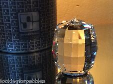 Swarovski Barrel Granate Revolution Paperweight MIB! CRYSTAL CAL #7453 NR 60 095