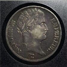France Nepoleon I 5 Francs, 1811, AU, BEAUTIFUL!