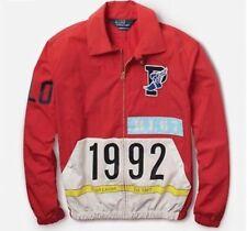 Ralph Lauren Polo 1992 estadio Rompevientos Pequeño nuevos con etiquetas
