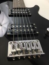 Dean Electric Guitar 34 Inch Length Black Scale Length 23 Inches