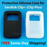 Silicone Case for Sandisk Sansa Clip+ Clip Plus MP3 Player Protective Skin Cover