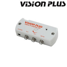 Vision Plus VP2 12-24v Caravan / Motorhome TV Aerial Signal Booster Digital Amp