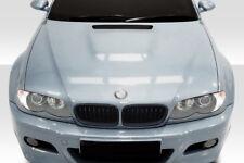 BMW 3 Series E46 4DR 02-05 Duraflex M3 Look Hood