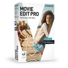 MAGIX Movie Edit Pro 2018 - the Program That Makes Video Editing Fun Box