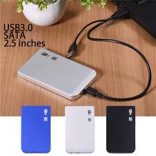 USB 3.0 Hard Drive 2.5 inch SATA External Enclosure  HDD Mobile Disk HD Box Case