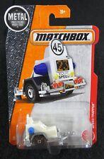 2017 Matchbox  Speed Trapper  Police Radar   Card #56    MB-7-111117