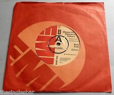 """Rich Kids - Ghosts Of Princes In Towers UK EMI 1978 Demo 7"""" Single"""