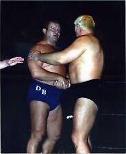 """Dick The Bruiser & The Crusher Wrestlers 8 x 10"""" Wrestling Photo NWA AWA"""