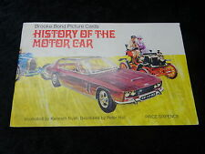 Brooke Bond - 1968 - History of the Motor Car - Full Set of Cards & Album