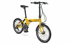 "Durban Jump, Folding bike w/7 Speed, 20"" Wheels - Color  Yellow ( Brand  New )"