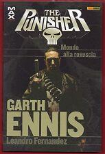 THE PUNISHER Mondo alla rovescia GARTH ENNIS COLLECTION - Panini Comics