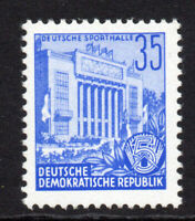 East Germany 35pf Stamp c1953 (Aug) Unmounted Mint Never Hinged (5289)