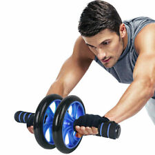 5 in 1 Ab Roller Wheel Abdominal Fitness Gym Exercise Core Workout Training