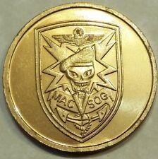 Military Assistance Command Vietnam Studies & Observation Gp Challenge Coin