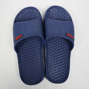 Men's Slip On Sport Slide Sandals Flip Flop Shower Shoes House Slippers V2A8