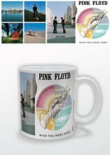 PINK FLOYD WISH YOU WERE HERE MUG NEW GIFT BOXED 100 % OFFICIAL MERCHANDISE