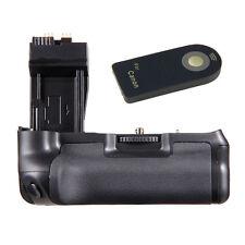 Battery Grip for Canon EOS 550D/600D/650D/700D Rebel T2i/T3i/T4i/T5i+RC-5 remote