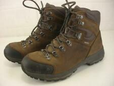 Men's 10 M Vasque St. Elias GTX Hiking Boots Brown Leather Waterproof Gore-Tex