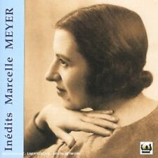 Marcelle Meyer Chopin Debussy Falla Tahra New Sealed CD RARE Out Of Print