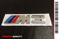 """SCRITTA STEMMA LOGO ADESIVO """"BMW M3"""" EFFETTO LUCIDO CROMATO - [PREMIUM QUALITY]"""