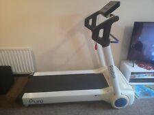 Reebok pure i run folding treadmill running machine, Cardio.