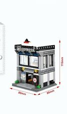LEGO COMPATIBLE 9 INSTRUCTIONS (DIGITAL) FOR MINI MODULAR BUILDINGS (L7) VARIOUS