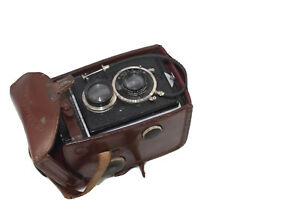 Rolleiflex Original 6x6 con Tessar 7,5 cm f 3,8 del 1929/32  No New alt