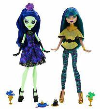 Monster High Scream & Sucre Nefera de Nile et Amanita Nightshade pack 2 poupées
